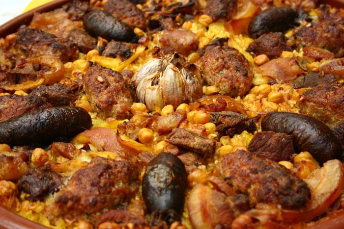 Arroz al horno restaurantes en j vea restaurante - Arroz con verduras y costillas ...